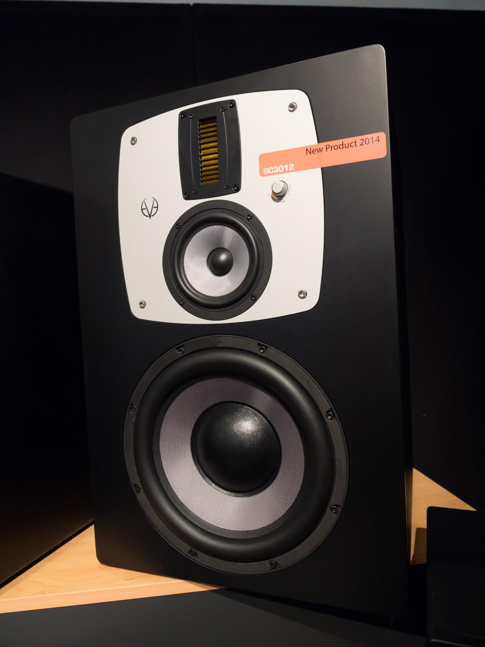 Musikmesse 2014:EVE Audio
