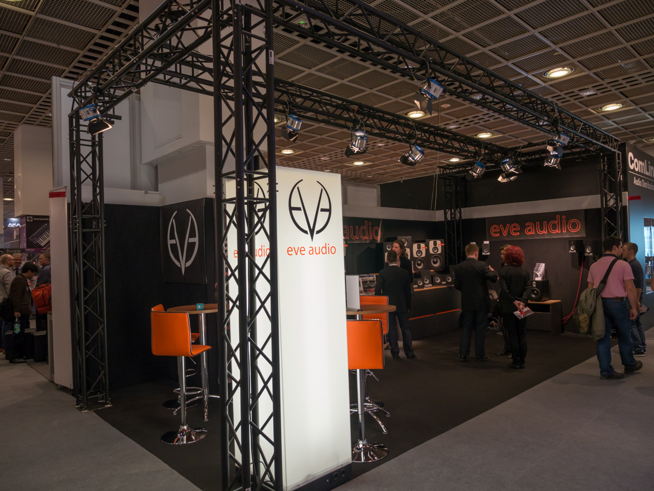 Musikmesse 2014:EVE Audio