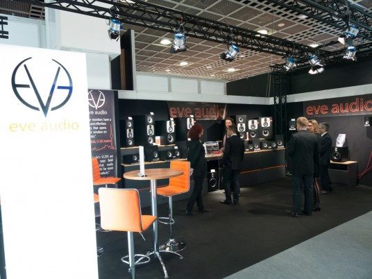 Musikmesse2014 EVE Audio