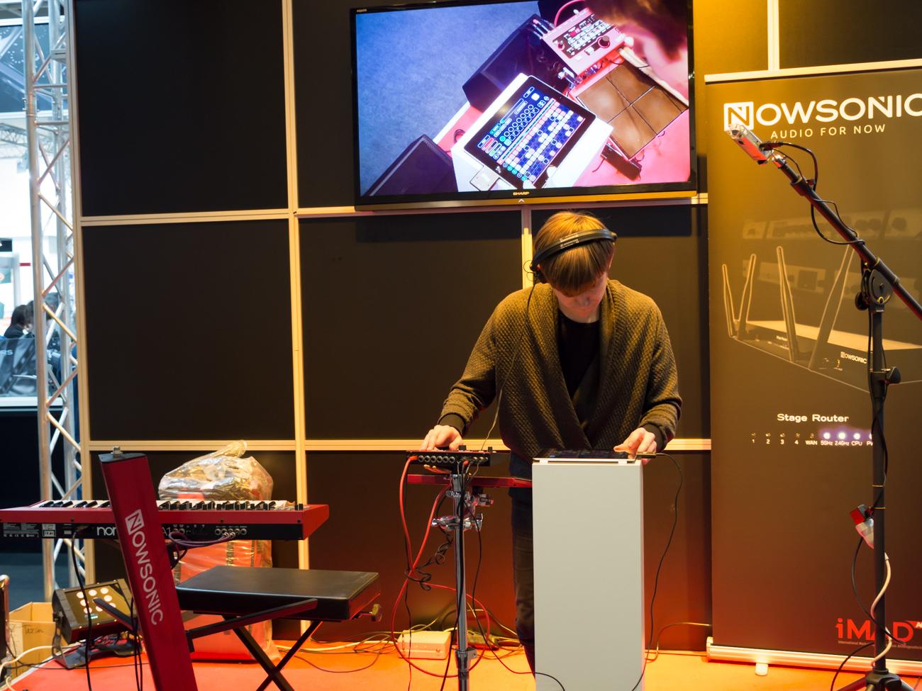 Musikmesse 2014 : Nord