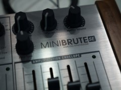 Musikmesse2014 Arturia Minibrute SE