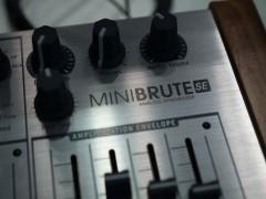 Musikmesse2014 Arturia Minibrute SE