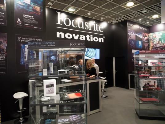 Musikmesse2014 Focusrite