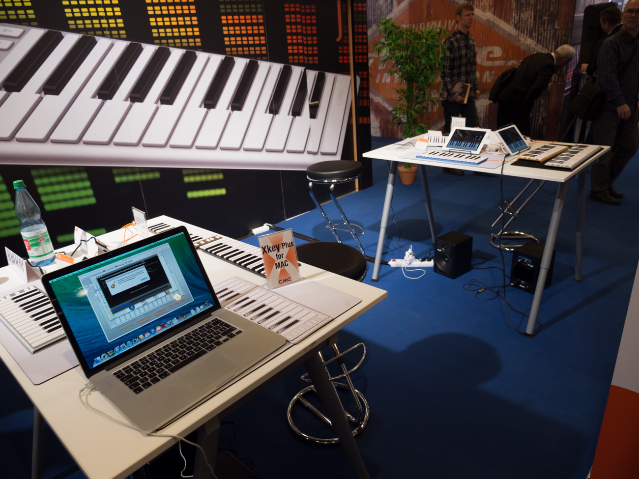 Musikmesse 2014 : CME