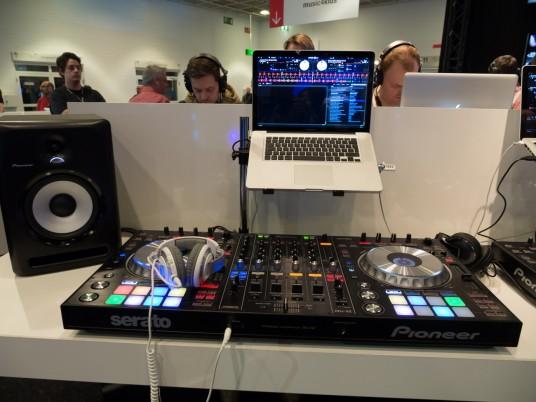 Musikmesse2014 Pioneer DDJ-SZ