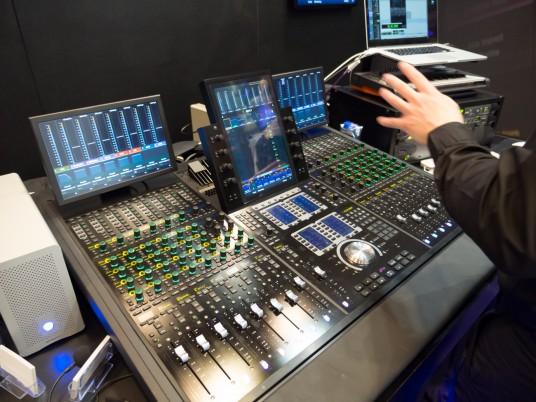 Musikmesse2014 AVID S6