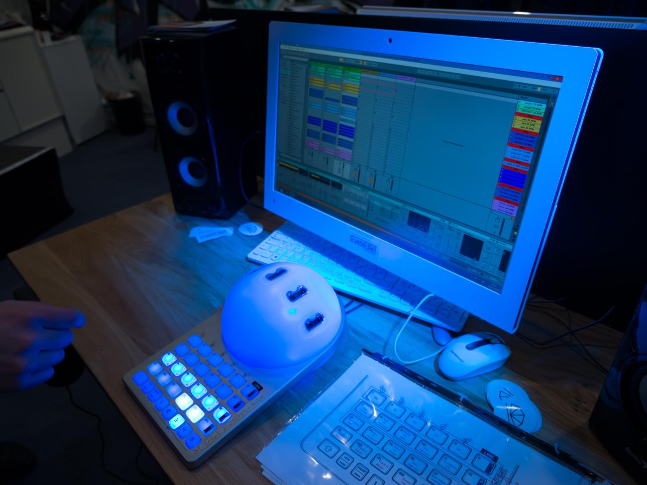 Musikmesse 2014 : Naonext
