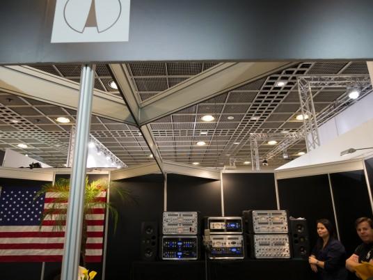 Musikmesse2014 AVALON Designブース