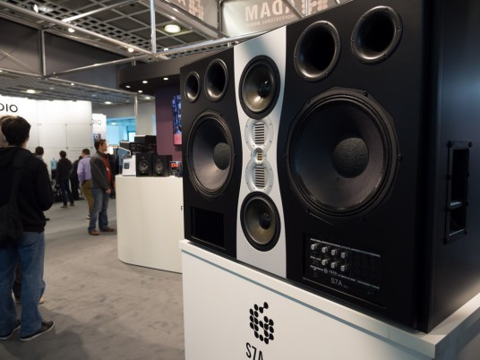 Musikmesse2014 ADAM Audio