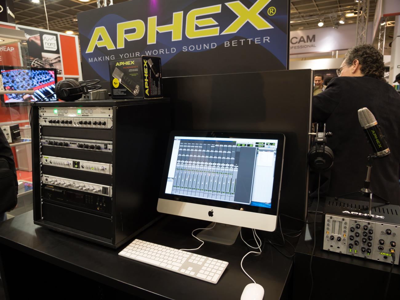 Musikmesse 2014 : APHEX
