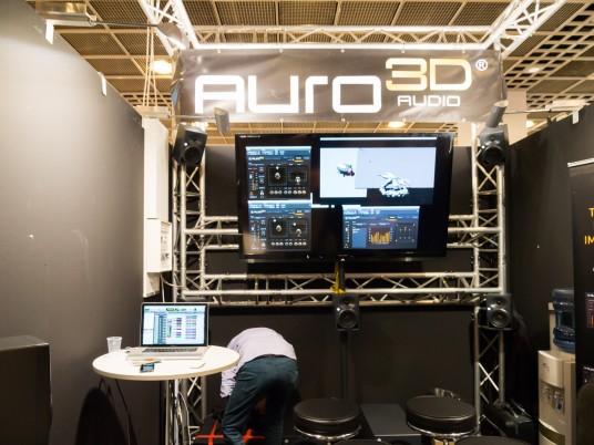 Musikmesse2014 AURO 3D