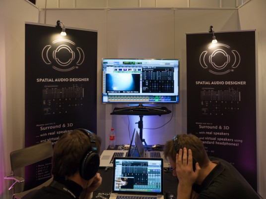 Musikmesse2014 New Audio Technology