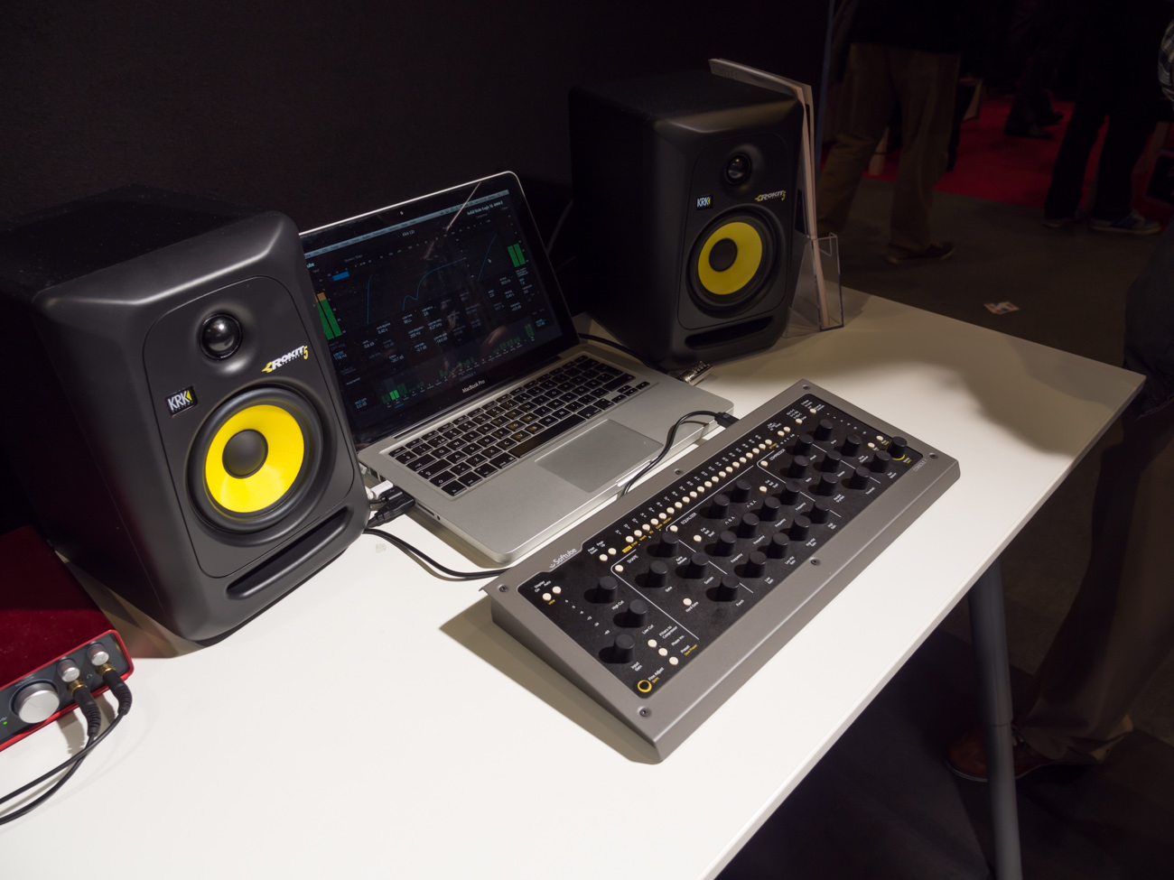 Musikmesse 2014 : Softube