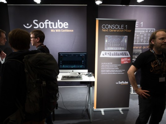 Musikmesse2014 Softube