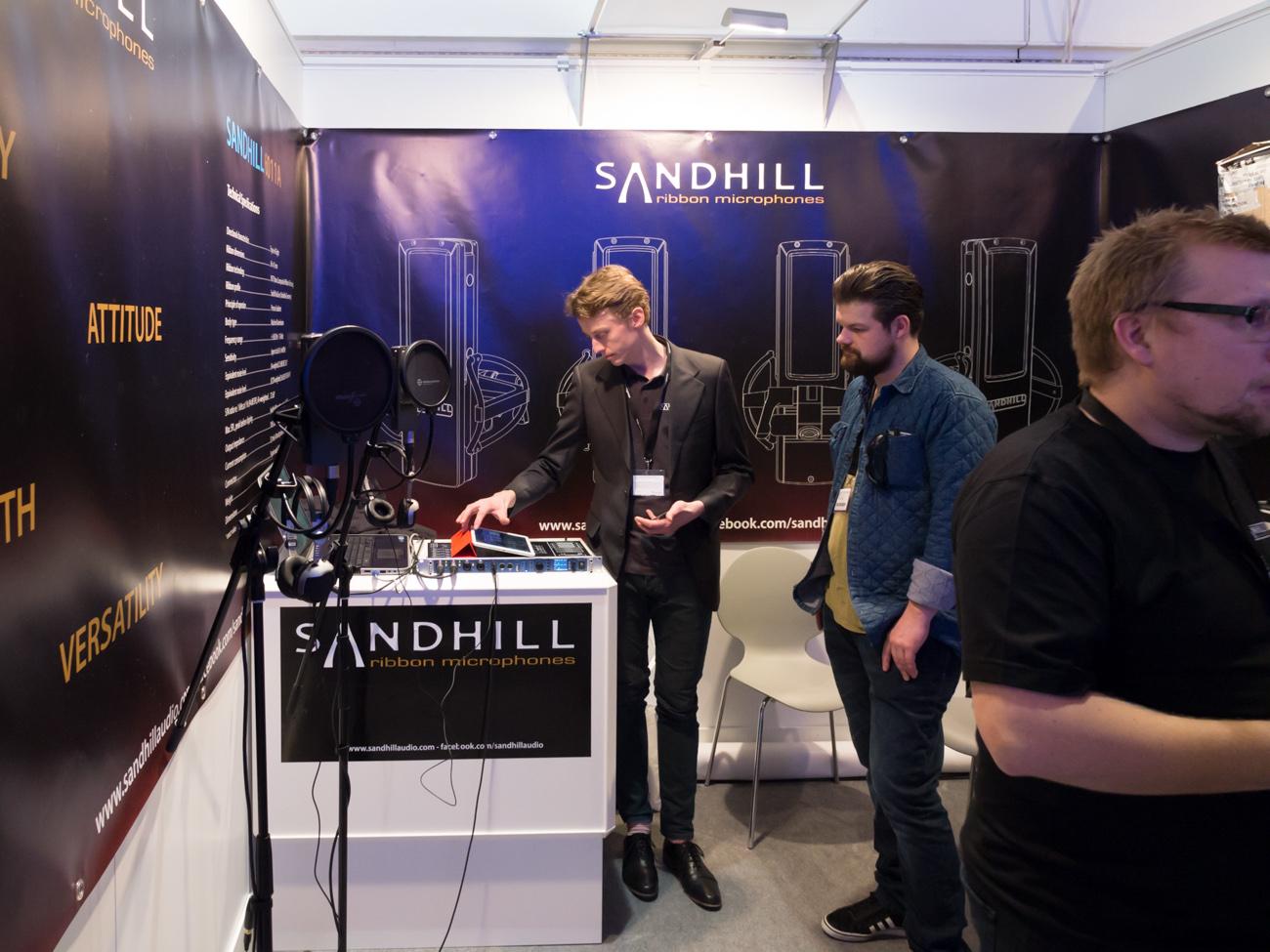 Musikmesse 2014 : SANDHILL