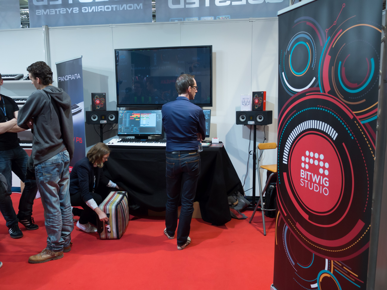 Musikmesse 2014 : BITWIG STUDIO