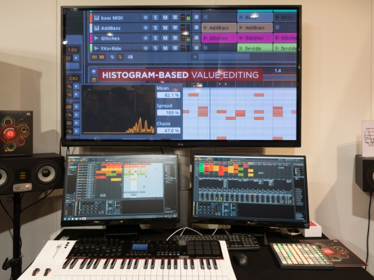 Musikmesse2014 BITWIG STUDIO
