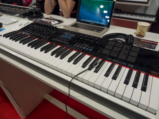 Musikmesse2014 Nektarブース