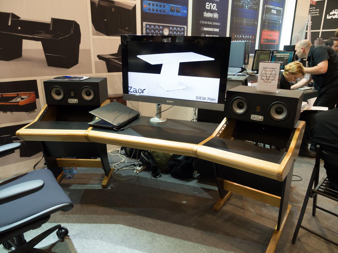 Musikmesse 2014 : ZAOR