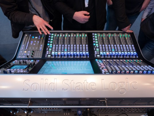 Musikmesse2014 Solid State Logic