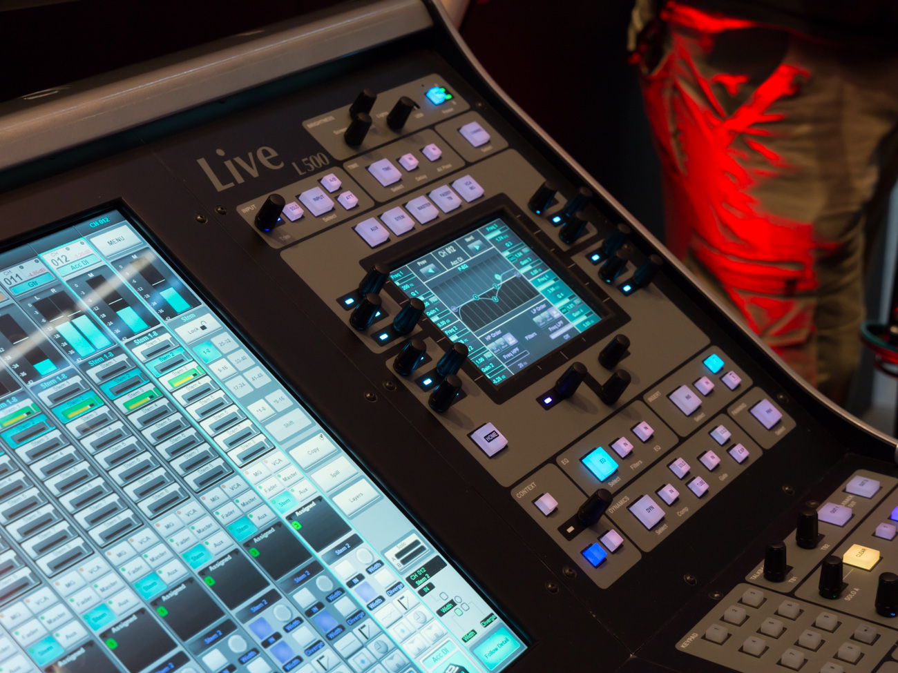 Musikmesse 2014 : Solid State Logic