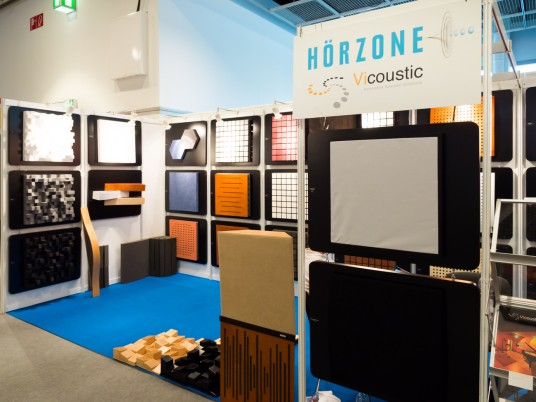 Musikmesse 2014 Vicousticブース