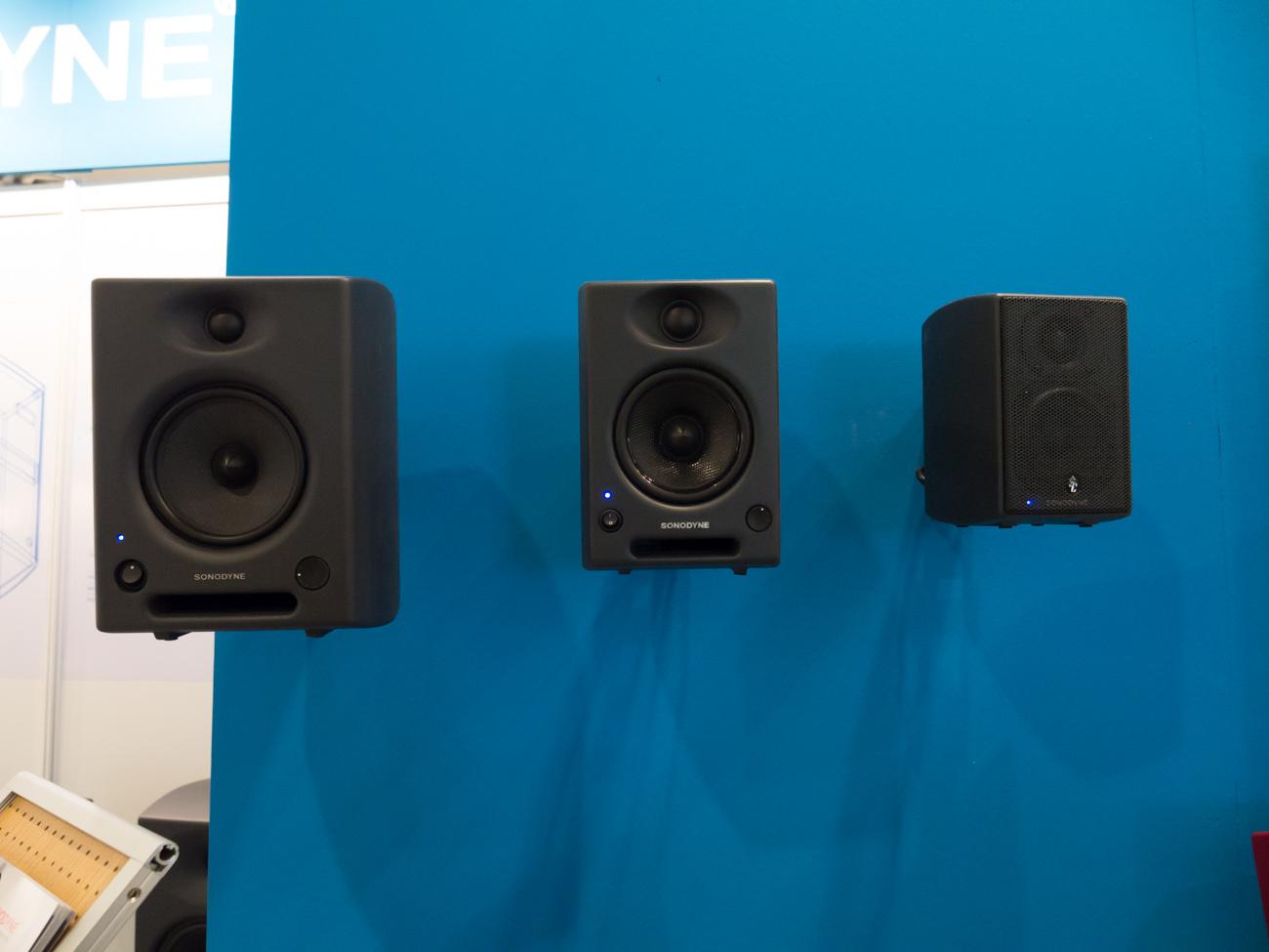 Musikmesse 2014 : SONODYNE