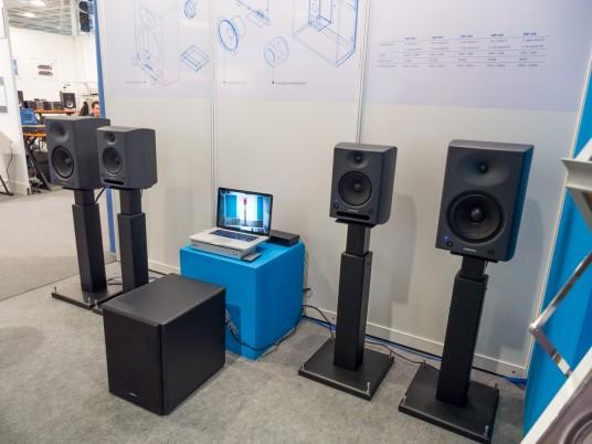 Musikmesse2014 SONODYNEブース