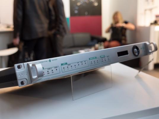 Musikmesse2014 DirectOut Technologies