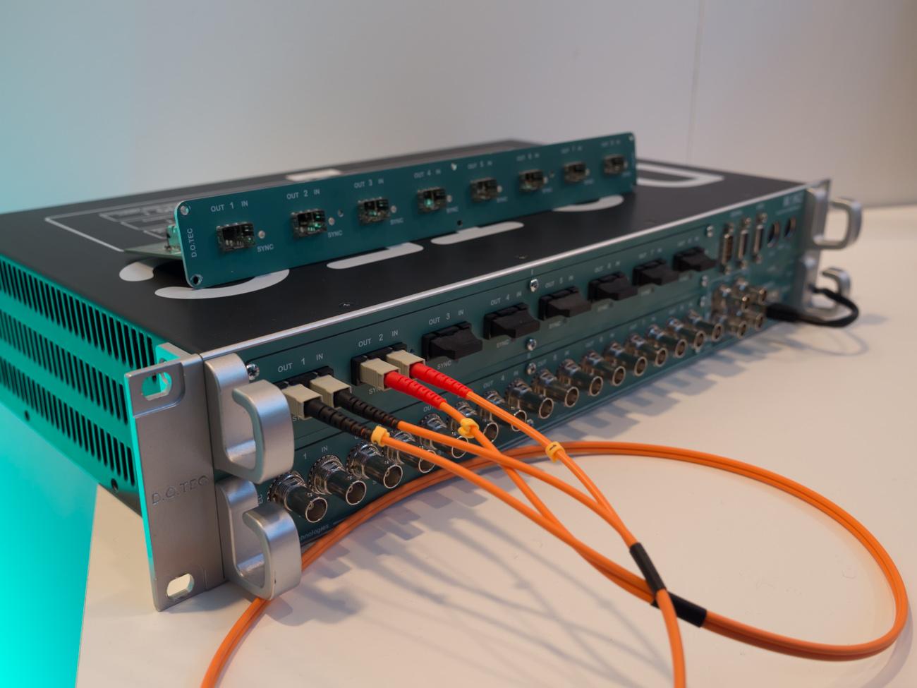 Musikmesse 2014 : DirectOut Technologies
