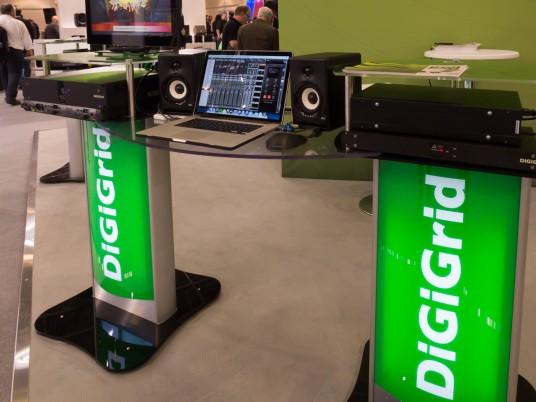 Musikmesse2014 DiGiGrid