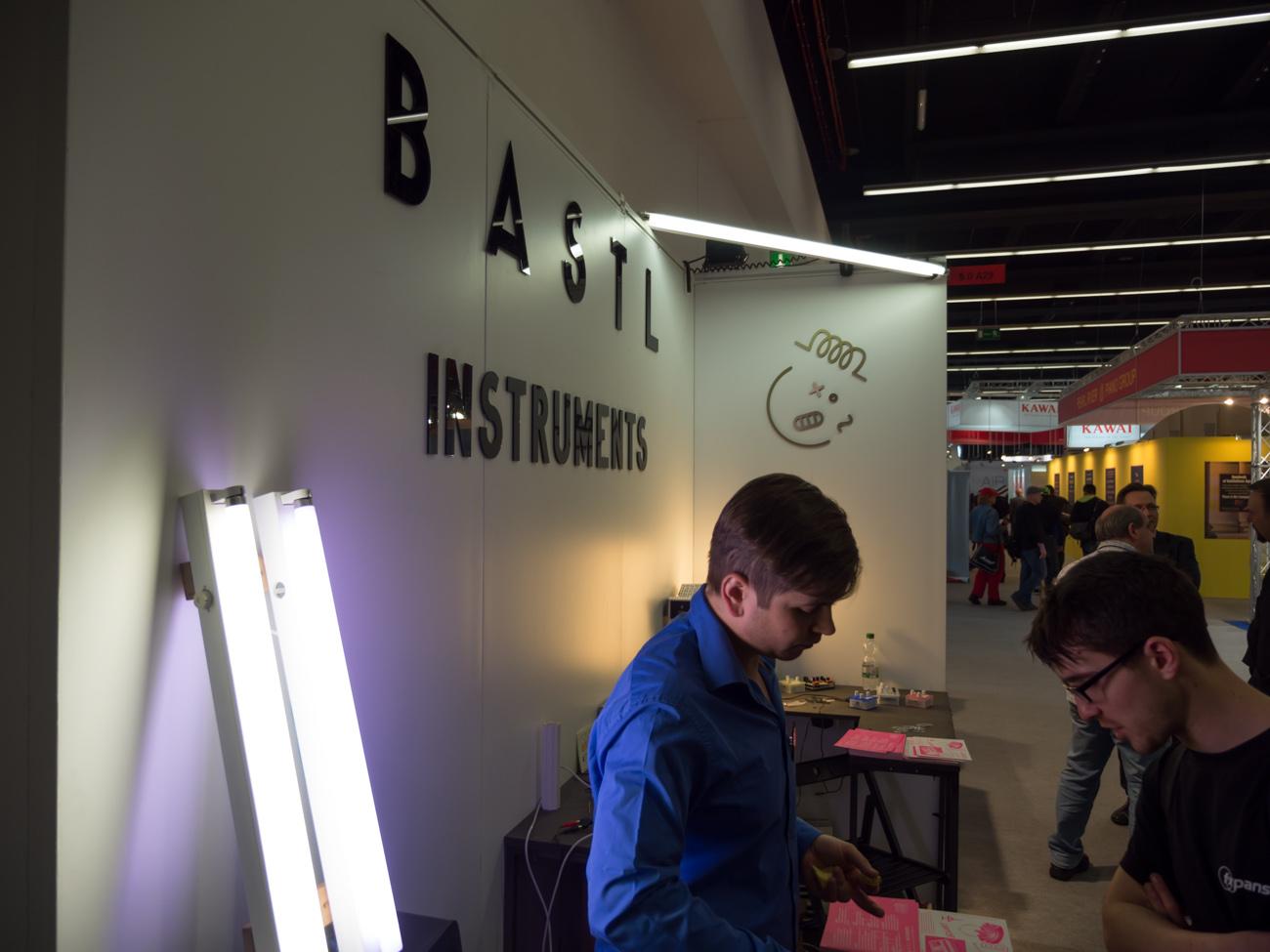 Musikmesse 2014 : Bastl Instruments