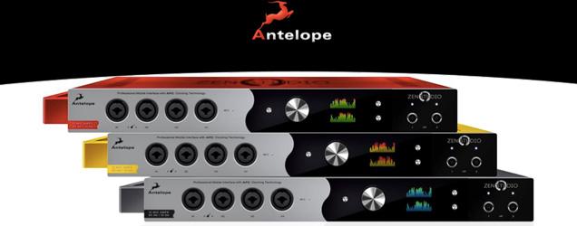 Musikmesse2014 Antelope