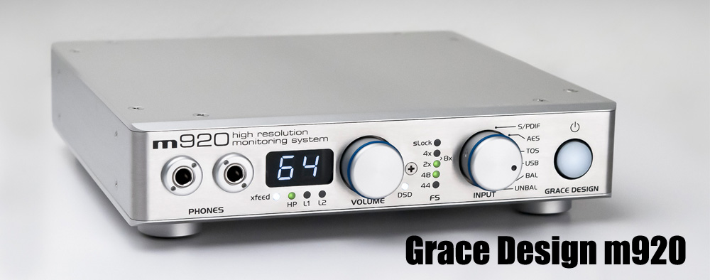 Musikmesse 2014 : Grace Design