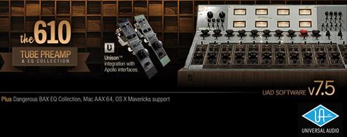 Musikmesse2014 Universal Audio