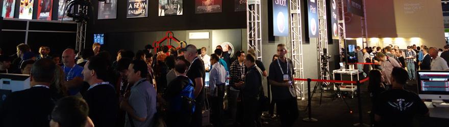 世界最大規模の映像・音響機器の祭典NAB 2014が今年も開催!大きな変革を迎えた業界の今をRock oNがDeepにレポート!!