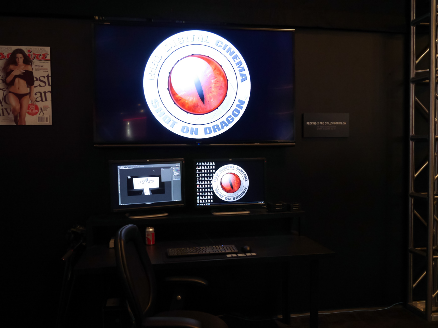 NAB 2014 : Red Digital Cinema