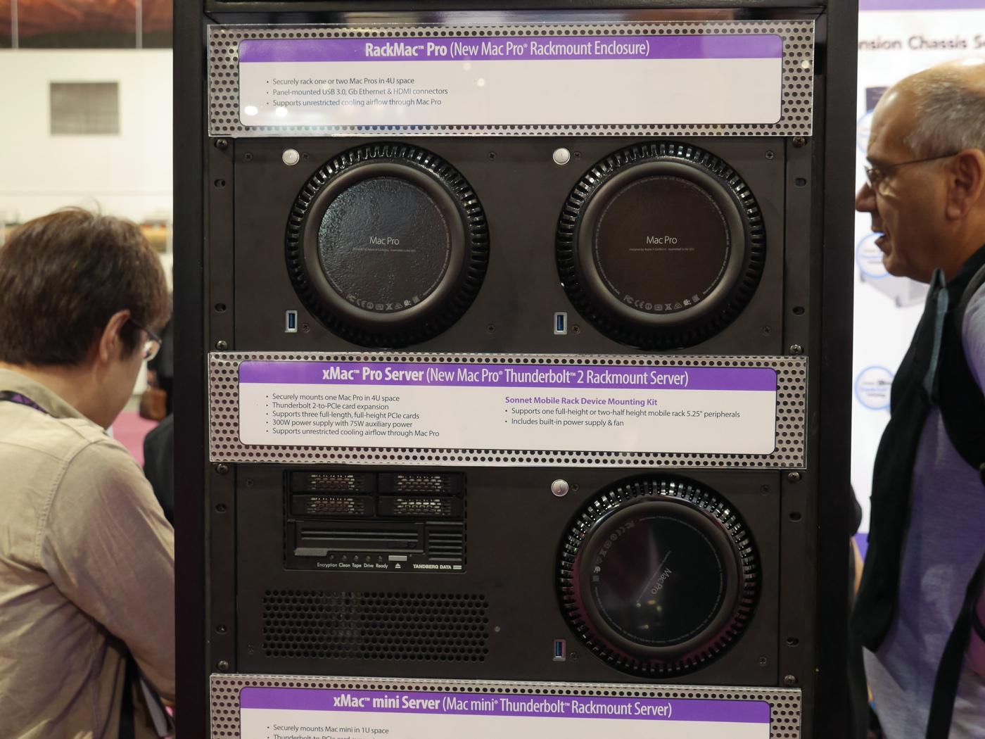NAB 2014 : Sonnet Technologies