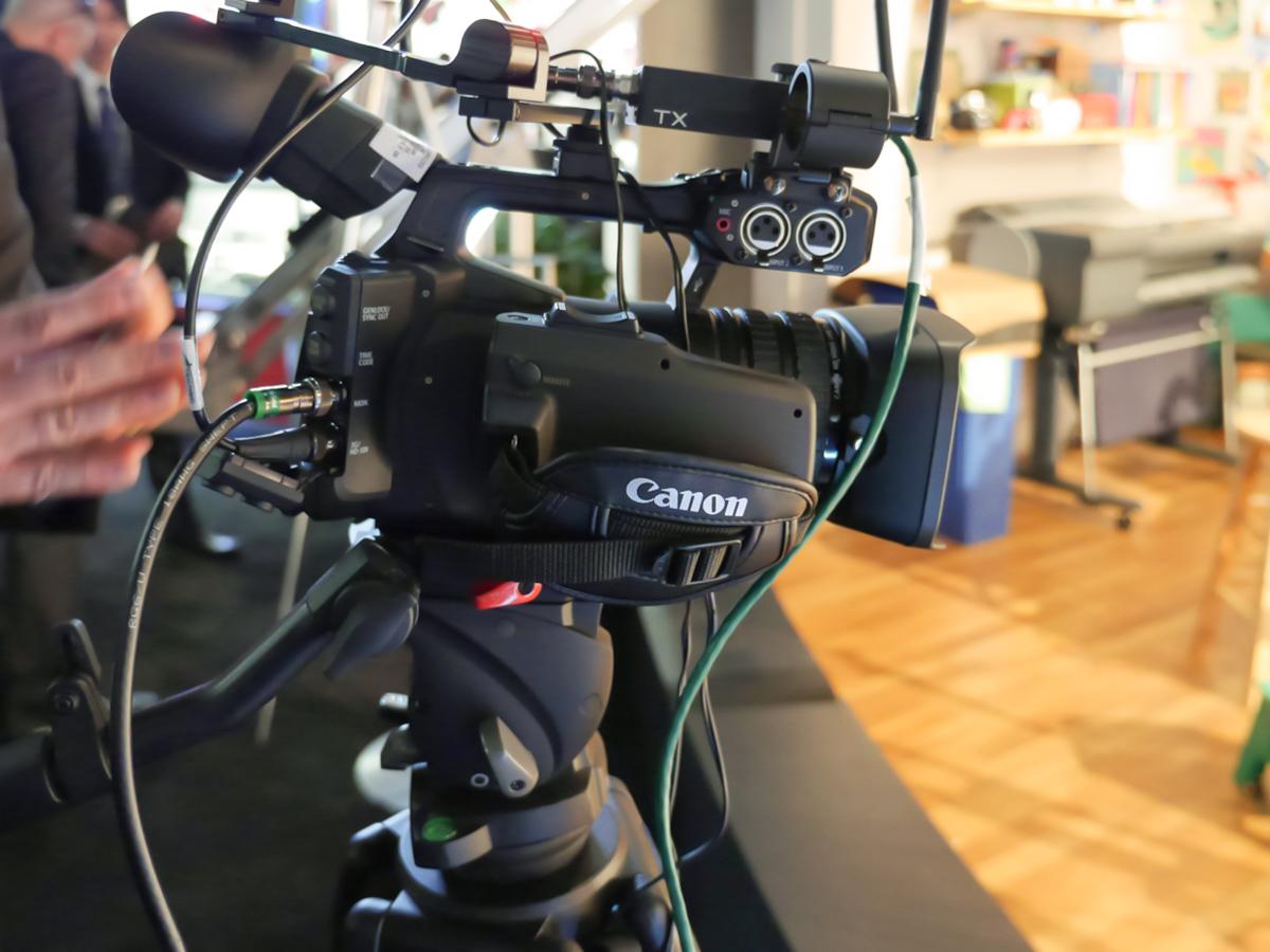 NAB 2014 : Canon