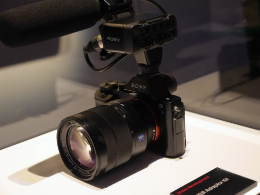 NAB2014 2day SONY ~ a7s ~ 2B_140__1
