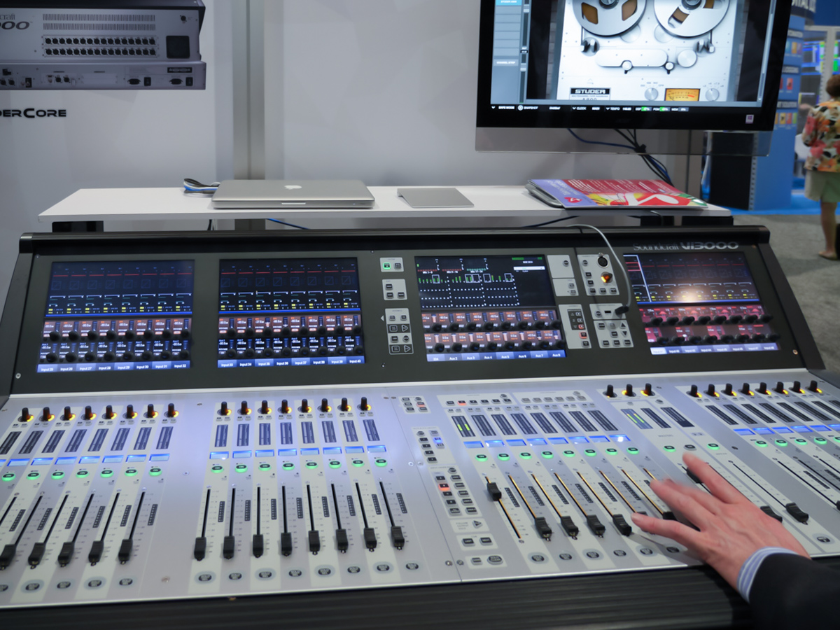 NAB 2014 : Audio Product ダイジェストレポート