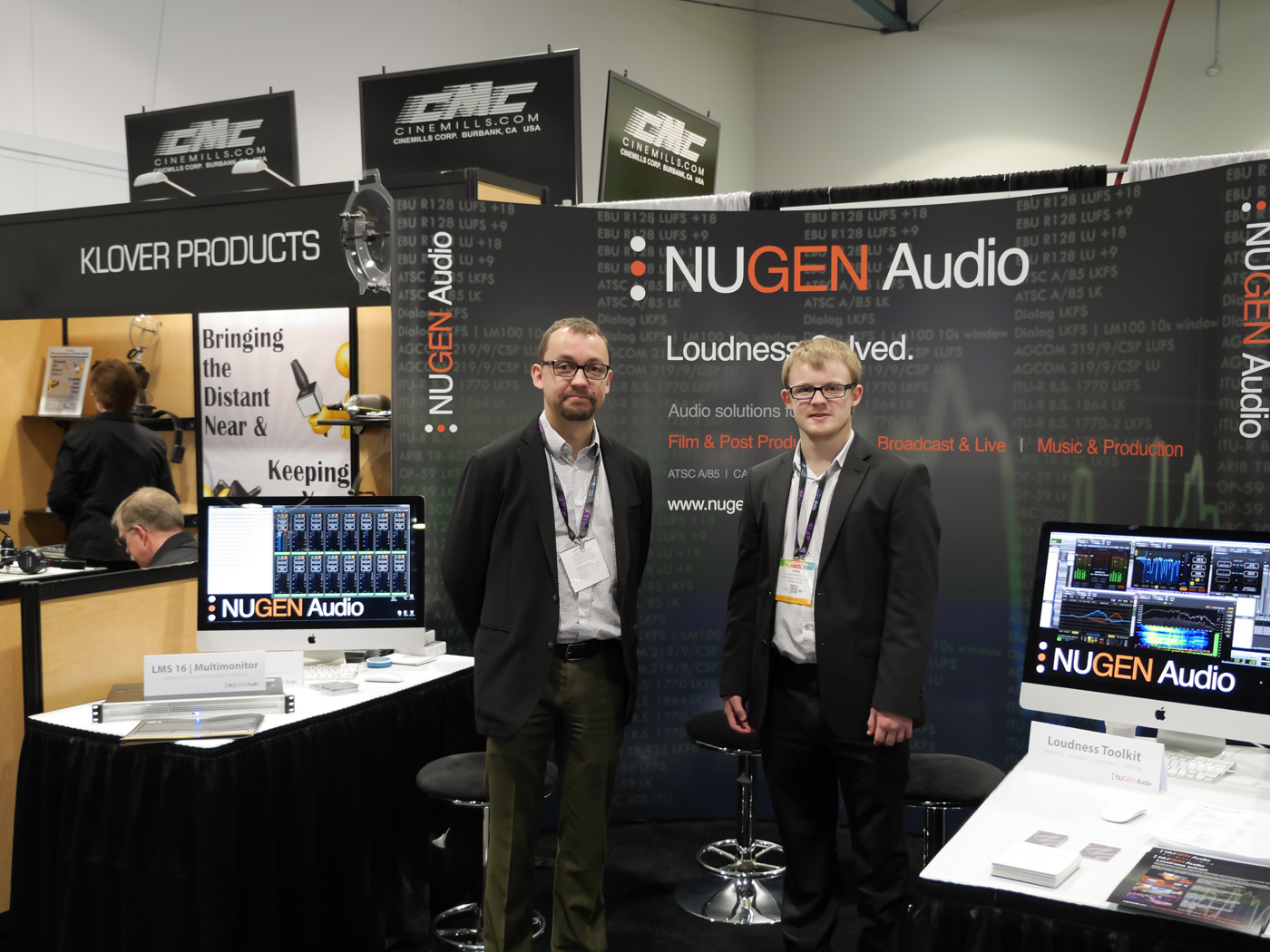 NAB 2014 : NUGEN Audio