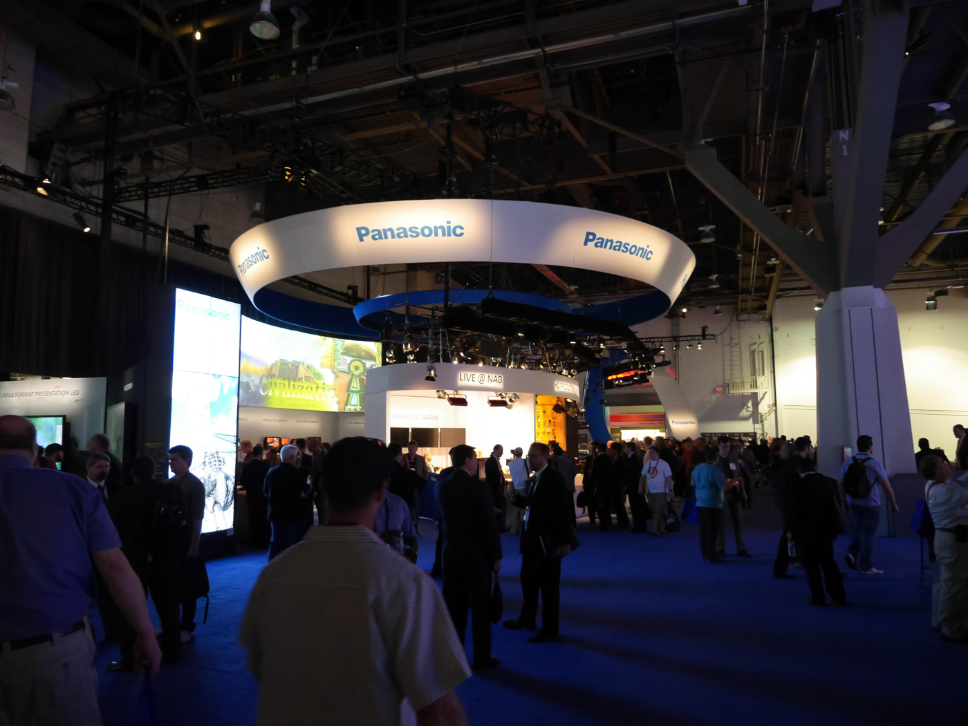 NAB 2014 : Panasonic