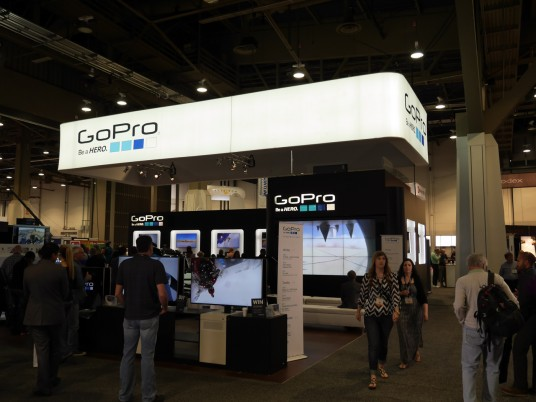 NAB2014 3day GoPro 310