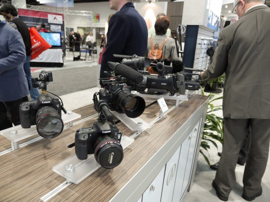 NAB2014 3day Audio-Technica 85