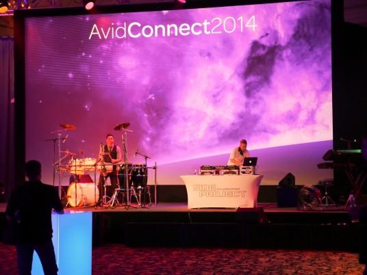 NAB2014 AVID Connect 4-12