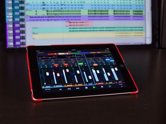 Pro Tools | Control iOS App