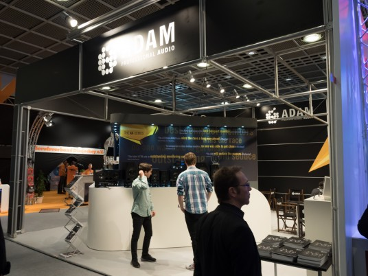 ADAM Audio at Musikmesse 2015