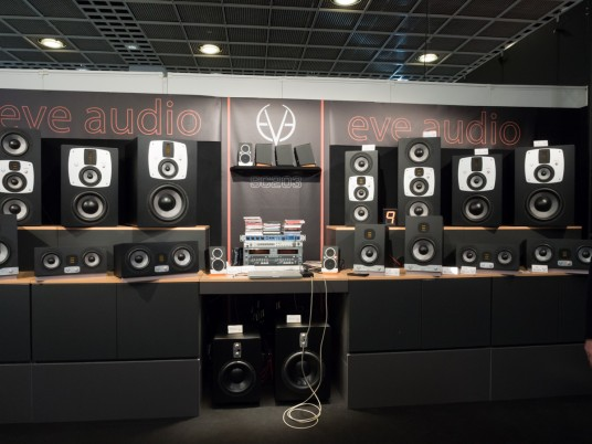 SC203 at Musicmesse 2015