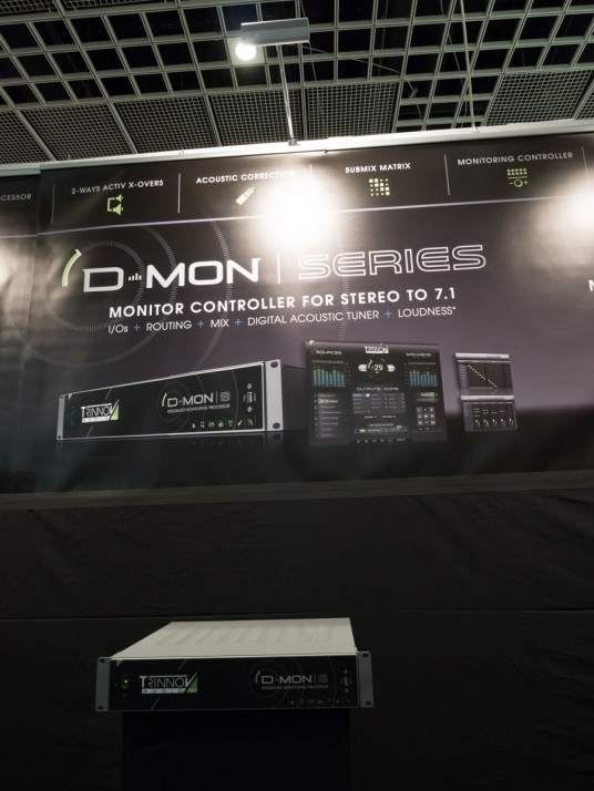 D-MON at Musikmesse 2015